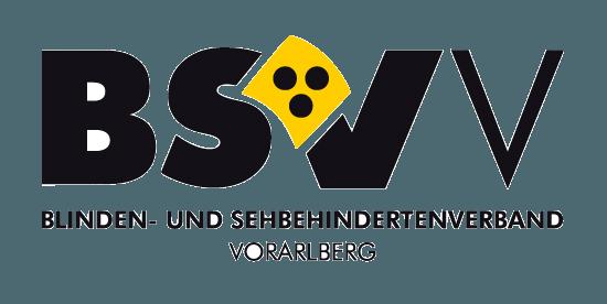 Logo des Blinden- und Sehbehindertenverbandes Vorarlberg