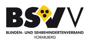 Logo des Blindenverbandes Vorarlberg